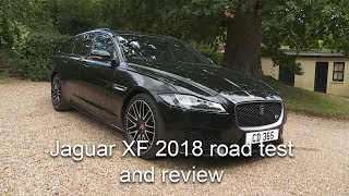 Jaguar XF 2018 road test and review