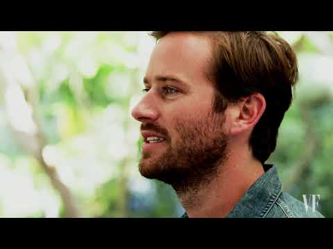 Learn Armie Hammer's Favorite Pump Up