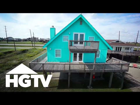 Beachfront Bargain Hunt: Galveston, Texas