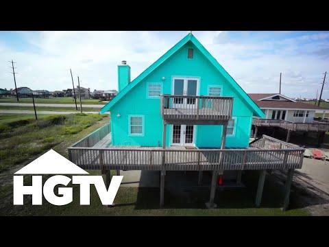 Beachfront Bargain Hunt: Galveston, Texas