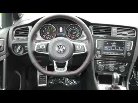 2016 Volkswagen Golf GTI Autobahn 4 Door Hatchback in Burnsville, MN