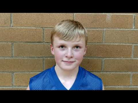 Post-Game Interview - MV Boys JV Trenton Bulmer (Central Kitsap - 13 Nov 18)