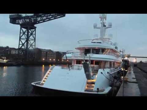 Jim Ratcliffe Motor Yacht Hampshire II