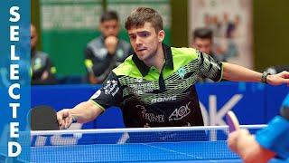 Maksim Grebnev vs Kirill Gerassimenko (TTBL Selected)