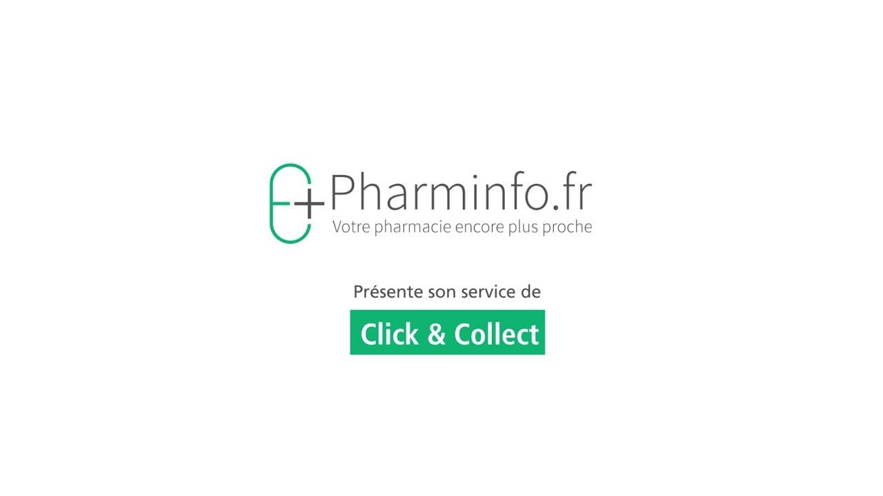 Le service click & collect de Pharminfo.fr