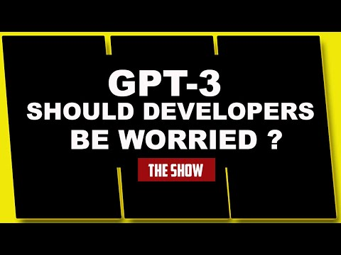 GPT-3 Text Generation AI Demo | Be Worried? Will It Take Our Jobs? | OpenAI Model Generates Code