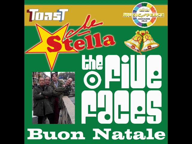 The Five Faces - Buon Natale