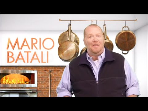 Mario Batali Steps Away From R restaurants