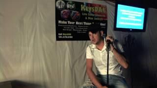 Randy Harrington   High Cost Of Living {Karaoke by KeysDAN}