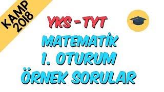 ÖSYM Örnek Sorular - Matematik   Kamp2018
