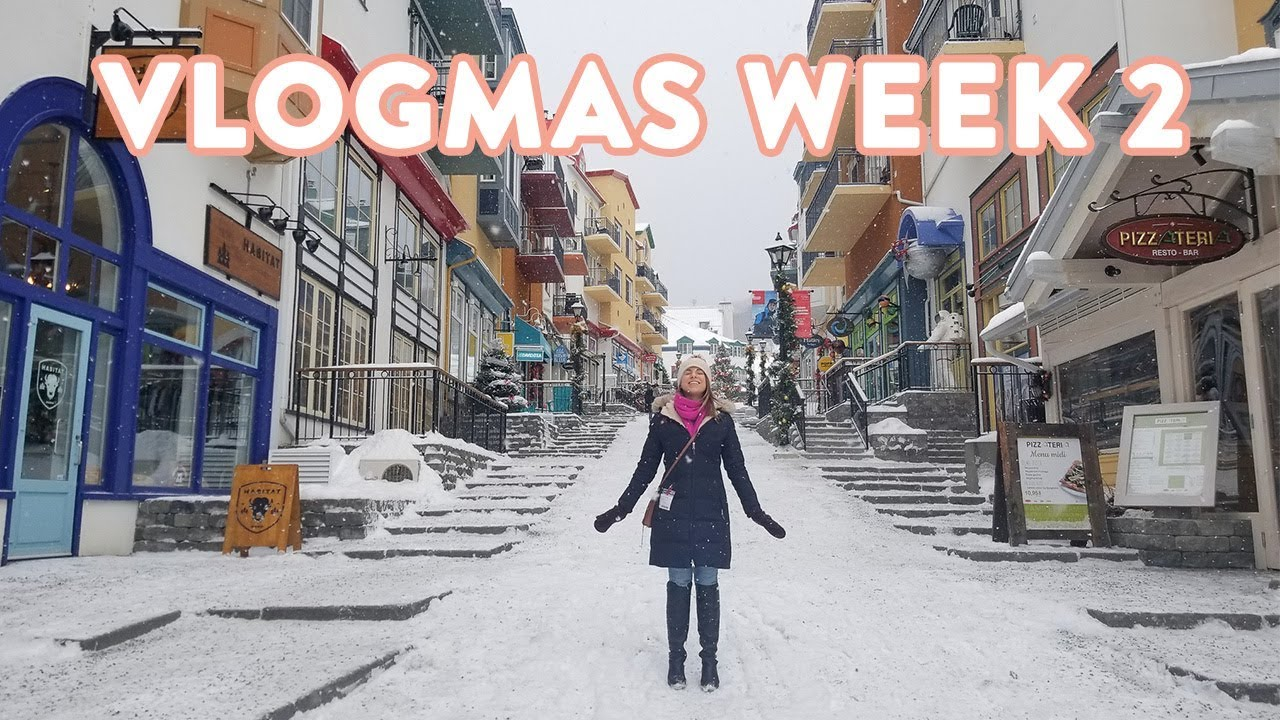 Download What I Eat in a Day Montreal Couples Ski Trip | VLOGMAS