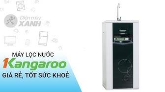 Máy lọc nước RO Kangaroo 6 lõi: giá rẻ, tốt sức khoẻ (VTU KG08) | Điện máy XANH