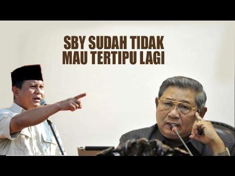 SBY Tak Datang Di Undang Makan Malam Prabowo, SBY Sudah Tidak Mau Tertipu Lagi