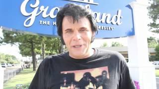 Andy Svrcek on his first trip through Graceland Elvis Week 2013 (video)