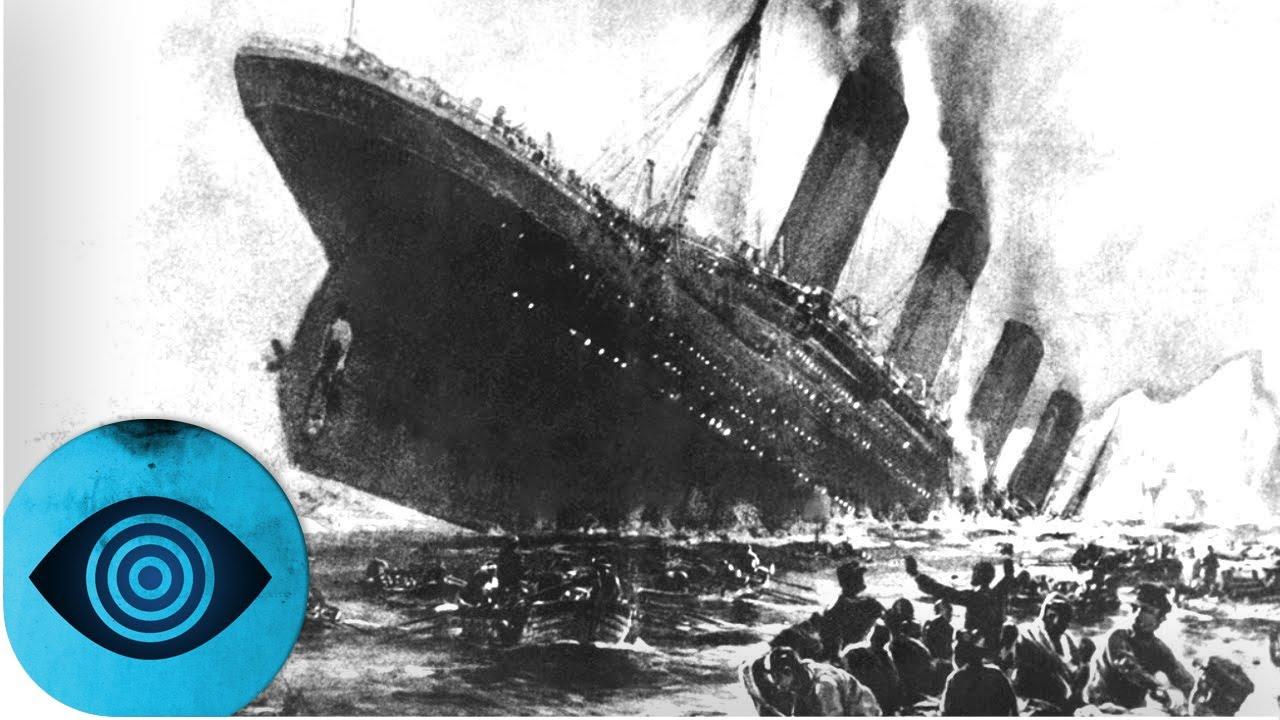 wann ist die titanic gesunken