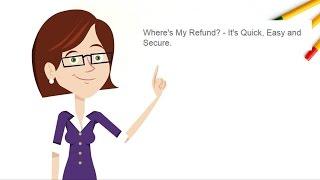 IRS - Where s My Refund?