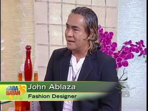 Designer John Ablaza Recreates Rizal's Attire