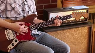 elevator operator by courtney barnett rhythm guitar lesson