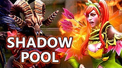 Hidden Moderation System - Get Out of Shadow Pool - Dota 2