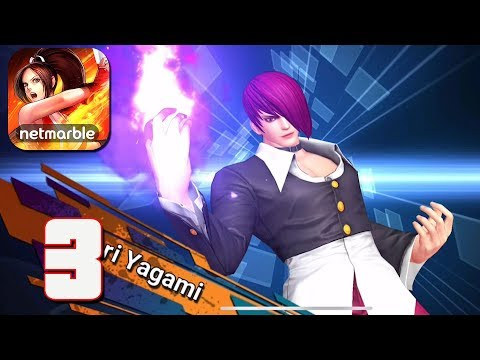 The King of Fighters: All Star(KOF) - Gameplay Walkthrough part 3 - Chapter 4-5(iOS, Android) - 동영상