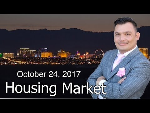 Las Vegas Housing Market October 24, 2017