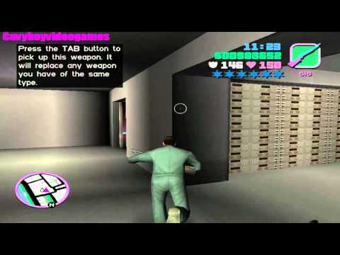 GTA :VICE CITY-PC-MISSION #42-THE JOB