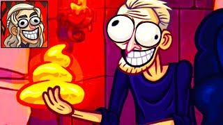 Troll Face Quest Game of Trolls - All Levels + Secret Level Walkthrough & Fails Android Gameplay