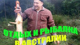 Мой друг Николай. Рыбалка русского в Австралии. Рамзес-980(Николай-прекрасный друг и очень хороший организатор. Эта рыбалка на карпа и угря в Хоуксбери закончилась..., 2015-05-24T11:54:14.000Z)