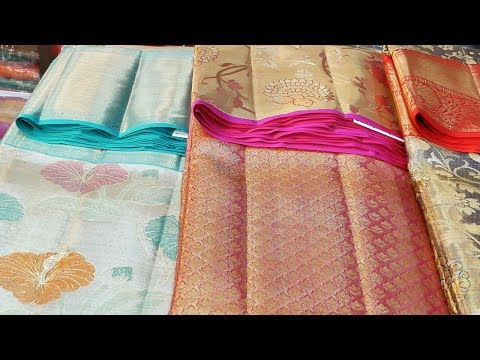 Latest Collections of Sarees for Marriages Price | Bridal Sarees | Sri Krishna Silks | SumanTv