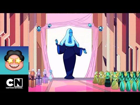 O Baile de Diamante Rosa   Steven Universo   Cartoon Network
