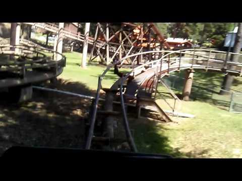 Six Flags Over Georgia Mine Train