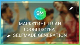 Маркетинг-план за 5 минут [SELFMADE GENERATION]
