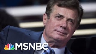 Bob Mueller Indicts Russian Known As 'Paul Manafort's Manafort' | The Beat With Ari Melber | MSNBC