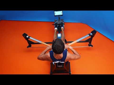 Poważne Premium Rowing Machine Biorower S1club – BIOROWER CE17