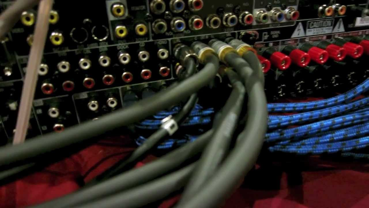 maxresdefault using denon avr 4311 as pre amp and cable connection redo audioquest
