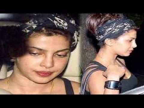 Shocking Priyanka Chopra S No Makeup Look Youtube
