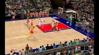 Selecciones nacionales NBA2K14 (España vs EE.UU) Plantillas mundial FIBA