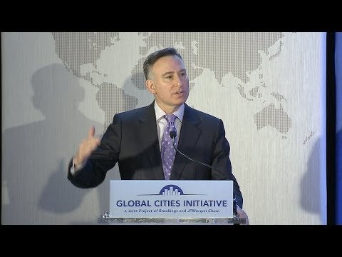 Greater Seattle's Global Identity - Remarks by Dow Constantine
