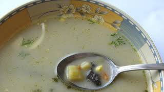 Cold soup | Wikipedia audio article