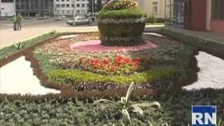 Зеленогорск  Конкурс   Самый благоустроенный город России