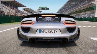 Project CARS 2 - Porsche 918 Spyder Weissach 2015 - Test Drive Gameplay (HD) [1080p60FPS]