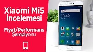 Xiaomi Mi5 Türkçe İnceleme Videosu   Fiyatı ve Performansı ile Canavar Bir Telefon