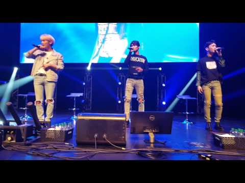 160731 SHINee fanmeet Dallas Hello