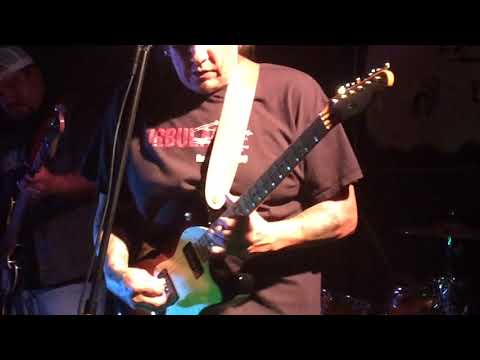 "Iron Eyes Experience performs Gary Moore's ""Still Got The Blues"""