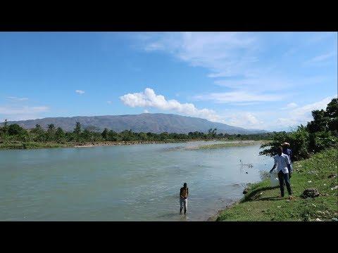 HAITI: TRAVEL & FIRST LOOK