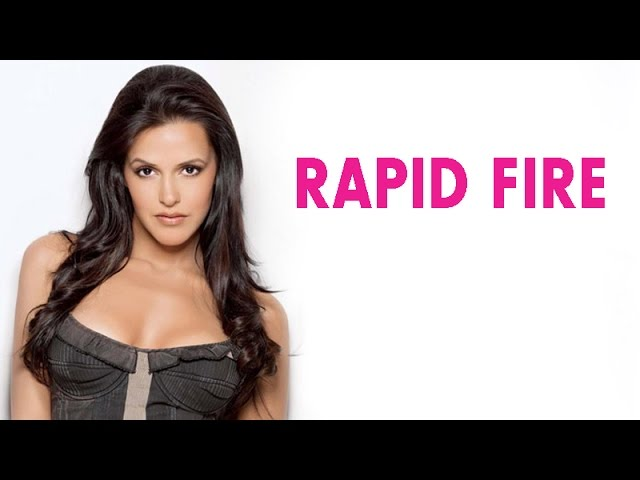 EXCLUSIVE | Rapid fire with Neha Dhupia