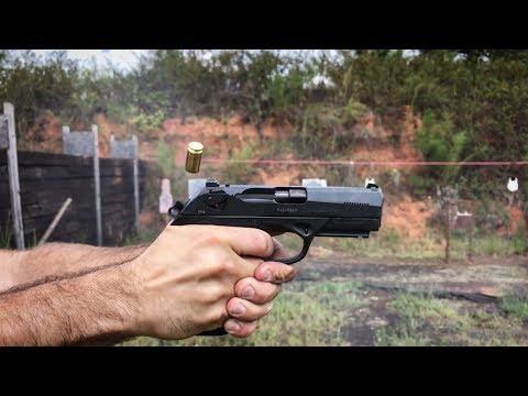 Beretta PX4 Storm First Shots
