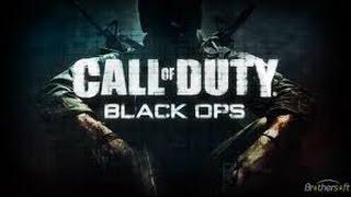 Call Of Duty Black Ops - 1. Bölüm - Uçak Gitti La
