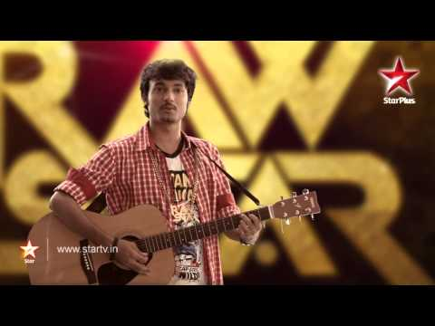 India's Raw Star: Contestant Mohit Gaur from Jaipur