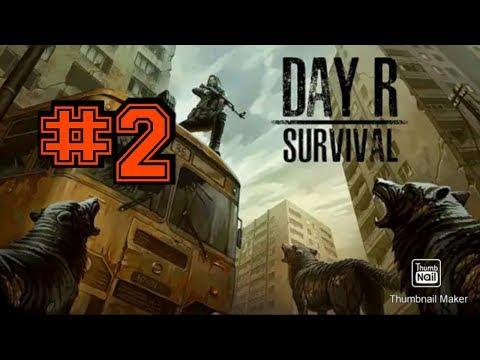 Прохождение игры Day R Survival #2